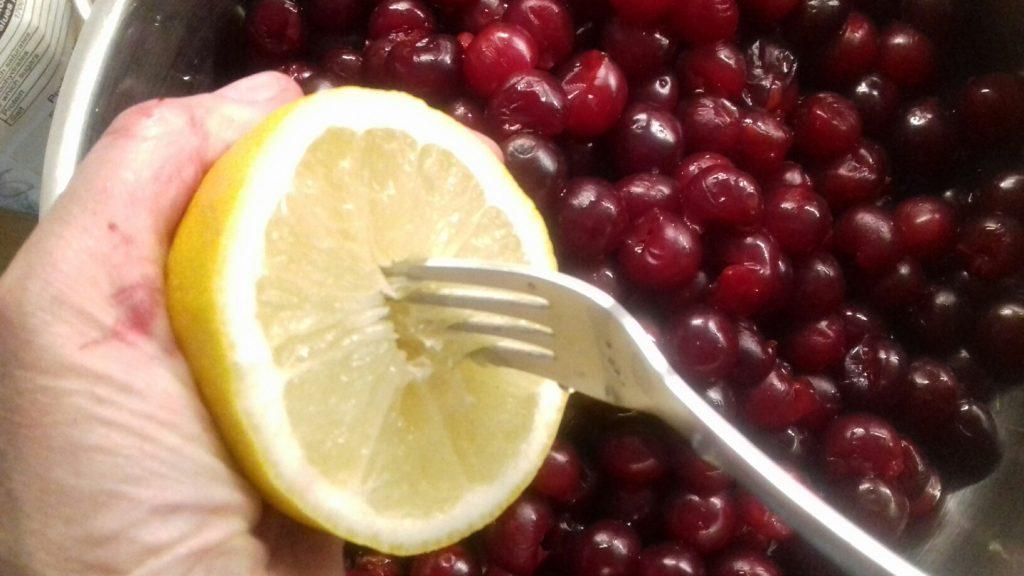 Γλυκό βύσσινο - λικέρ βύσσινο - βυσσινάδα - 12