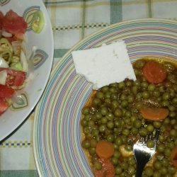 Αρακάς ο λαδερός! Ένας… φίλος στο πιάτο μας