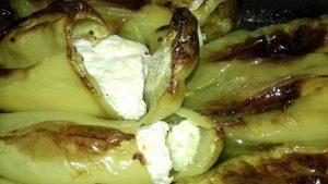 Πιπεριές γεμιστές με κρέμα φέτας - 20