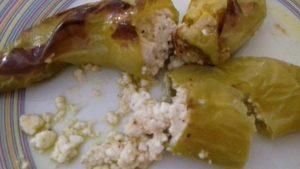 Πιπεριές γεμιστές με κρέμα φέτας - 23