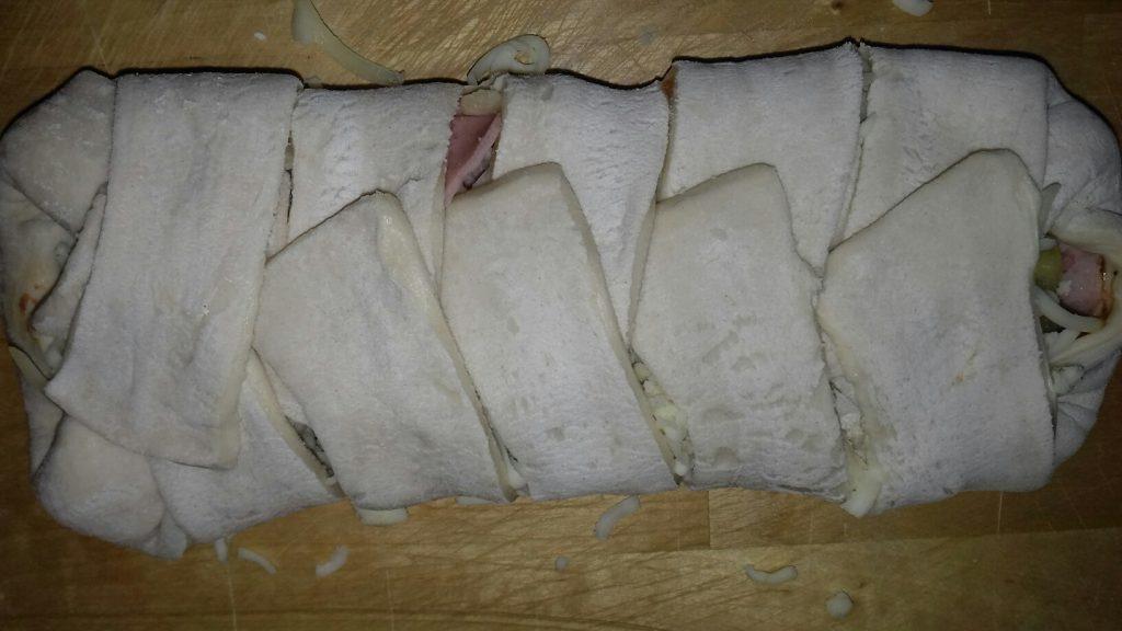 Αφράτες πλεξουδάτες νοστιμιές - 17