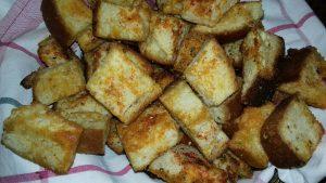 Κρουτονάκια με μπαγιάτικο ψωμί - 18