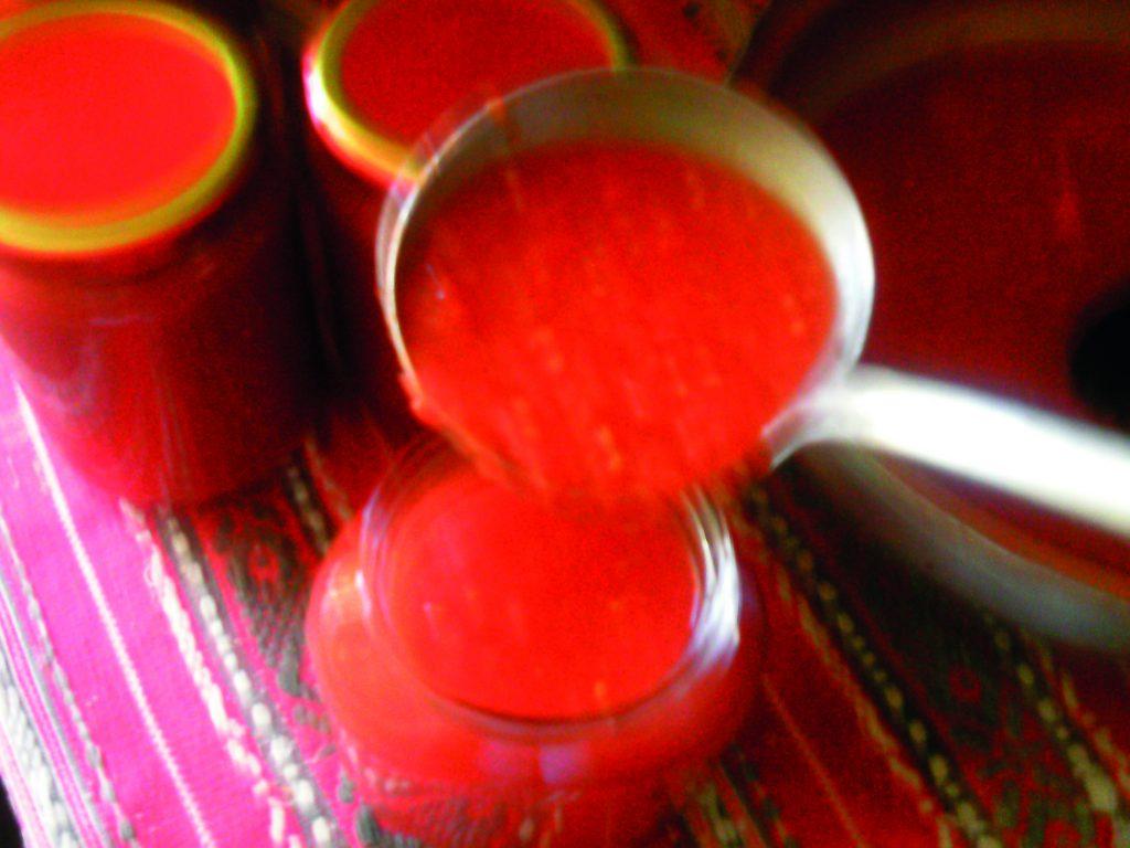 Σάλτσα ντομάτας - 2ος τρόπος - 4
