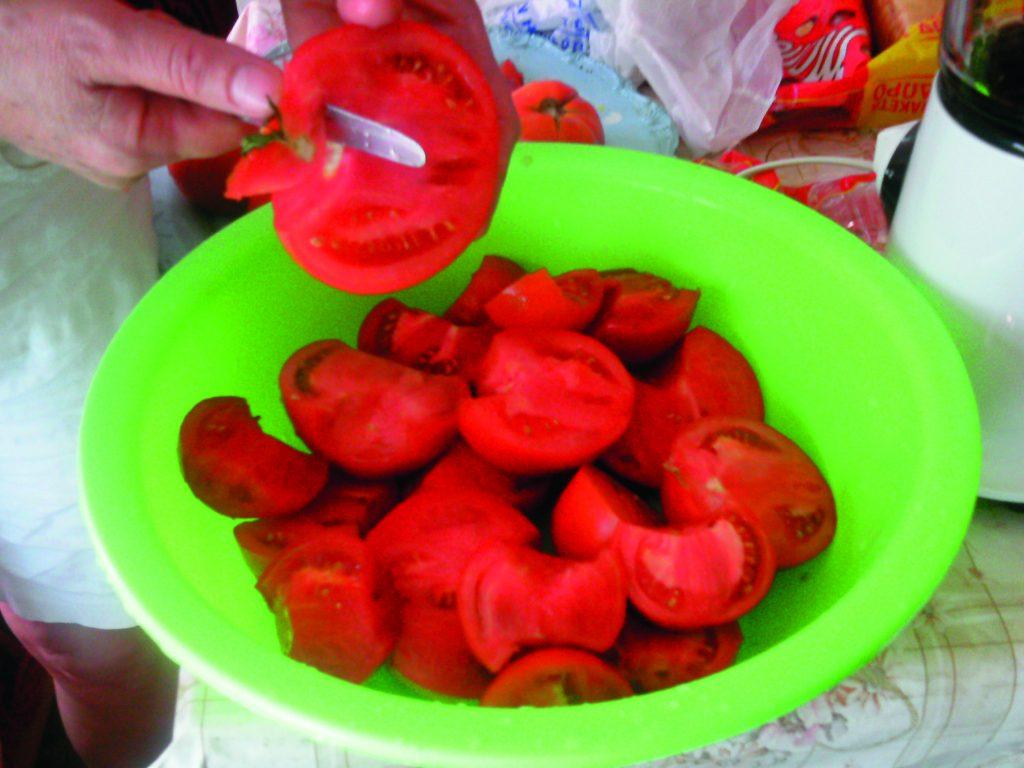 Σάλτσα ντομάτας - 2ος τρόπος - 5