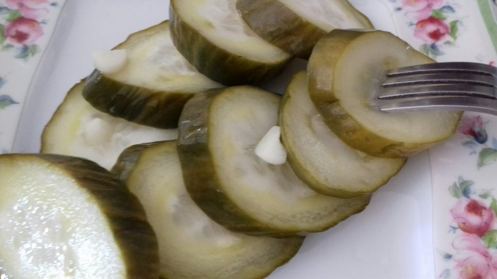 Αγγούρι τουρσί - 15