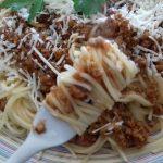 Μακαρόνια με κιμά… ένα ασυναγώνιστο πιάτο
