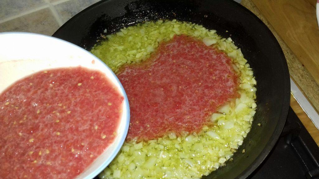 Σαρδέλες με ντομάτα στο φούρνο - 7
