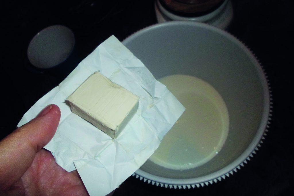 Κέικ τσουρεκάτο, κανέλα - ηχωμαγειρέματα - 1