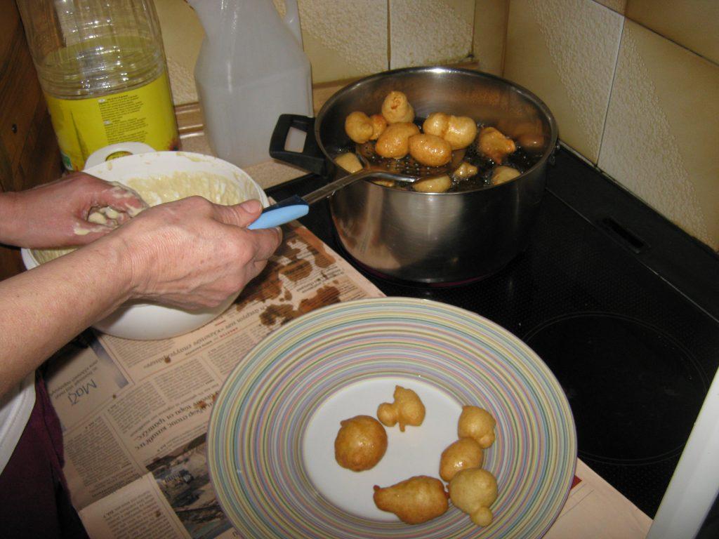 Νόστιμοι Λουκουμάδες - ηχωμαγειρέματα - 6