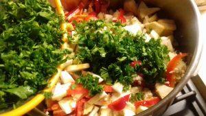 Η βραστή, γλυκόξινη σαλάτα του θείου Βάγγέλη - 19