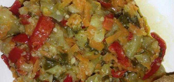 Η βραστή, γλυκόξινη σαλάτα του θείου Βάγγέλη - 22 - ηχωμαγειρέματα