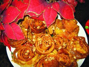 Δίπλες τριαντάφυλλα - ηχωμαγειρέματα - 9