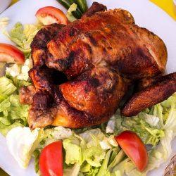Γιορτινό Γλυκόξινο Κοτόπουλο
