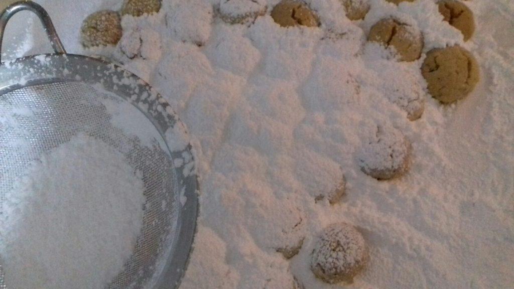 Κουραμπιέδες - ηχωμαγειρέματα - 23