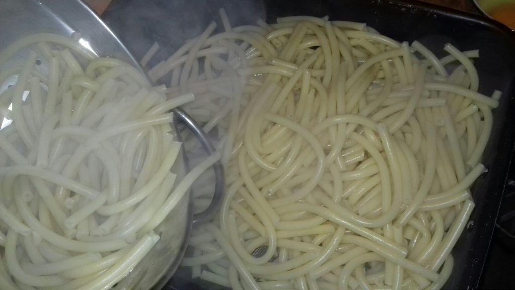 Ζυμαρικά με κρέμα γιαουρτιού - 15