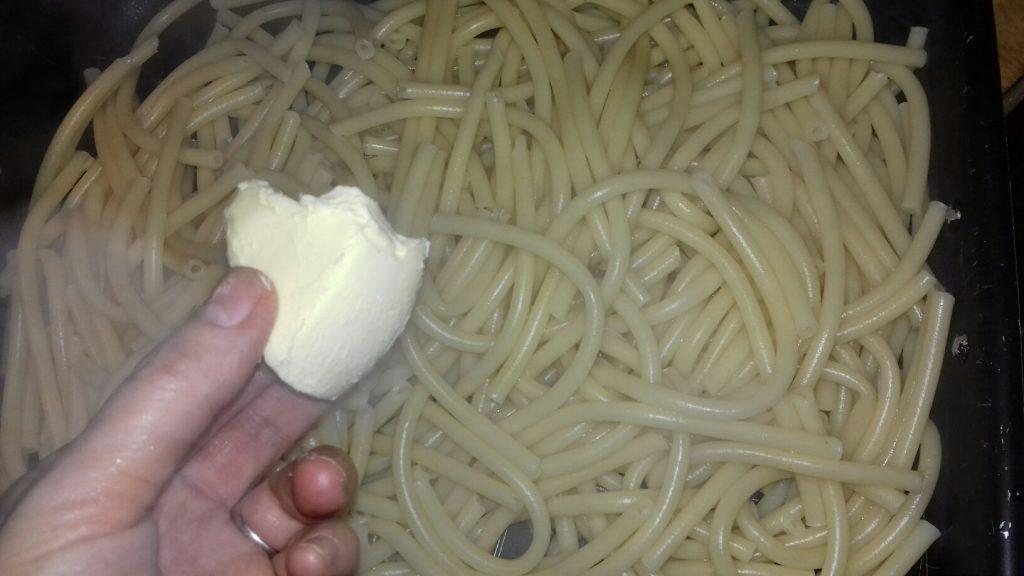 Ζυμαρικά με κρέμα γιαουρτιού - 16