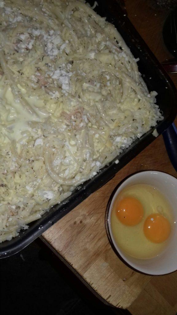 Ζυμαρικά με κρέμα γιαουρτιού - 27