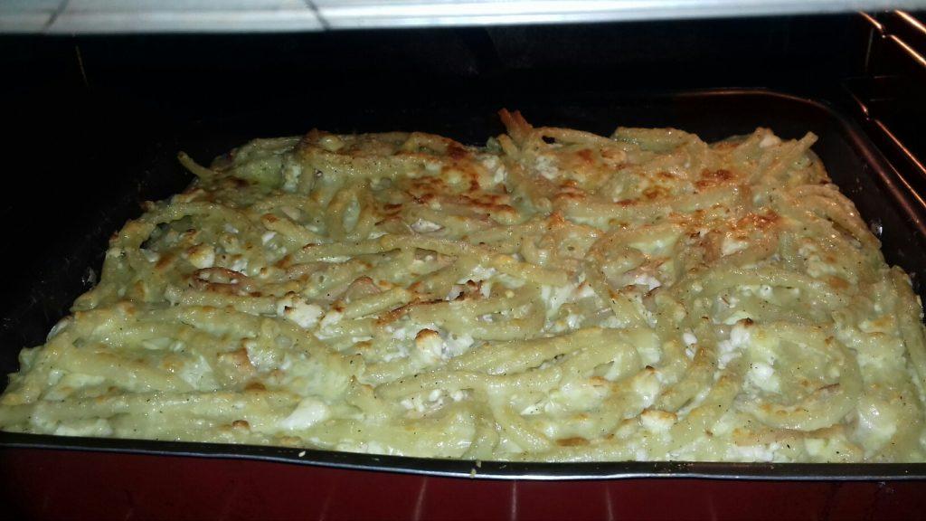 Ζυμαρικά με κρέμα γιαουρτιού - 31