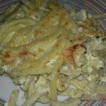 Ζυμαρικά με κρέμα γιαουρτιού! Υπέροχα…