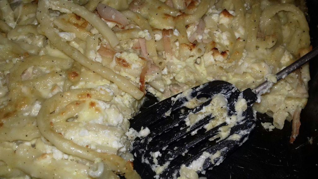 Ζυμαρικά με κρέμα γιαουρτιού - 38