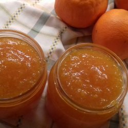 Λαμπερή Μαρμελάδα Πορτοκάλι… Χρυσοπορτοκαλοκίτρινη!