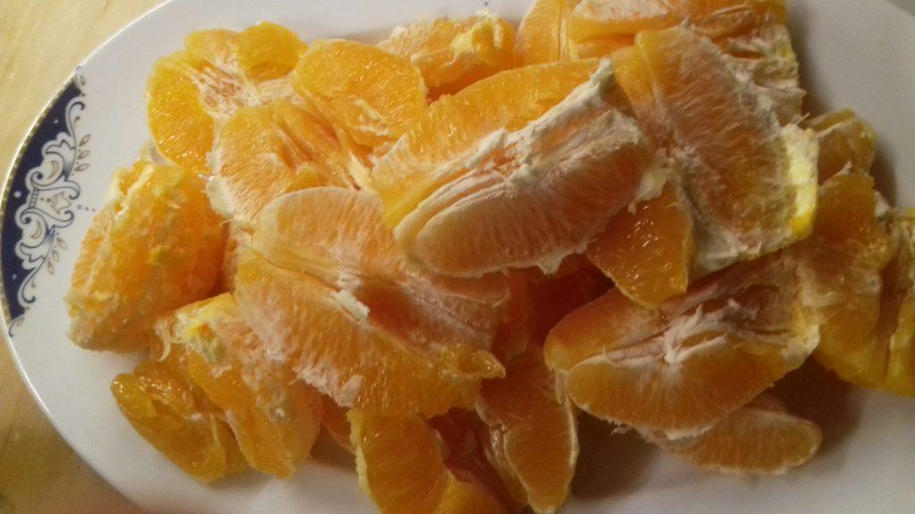Μαρμελάδα Πορτοκάλι - 8