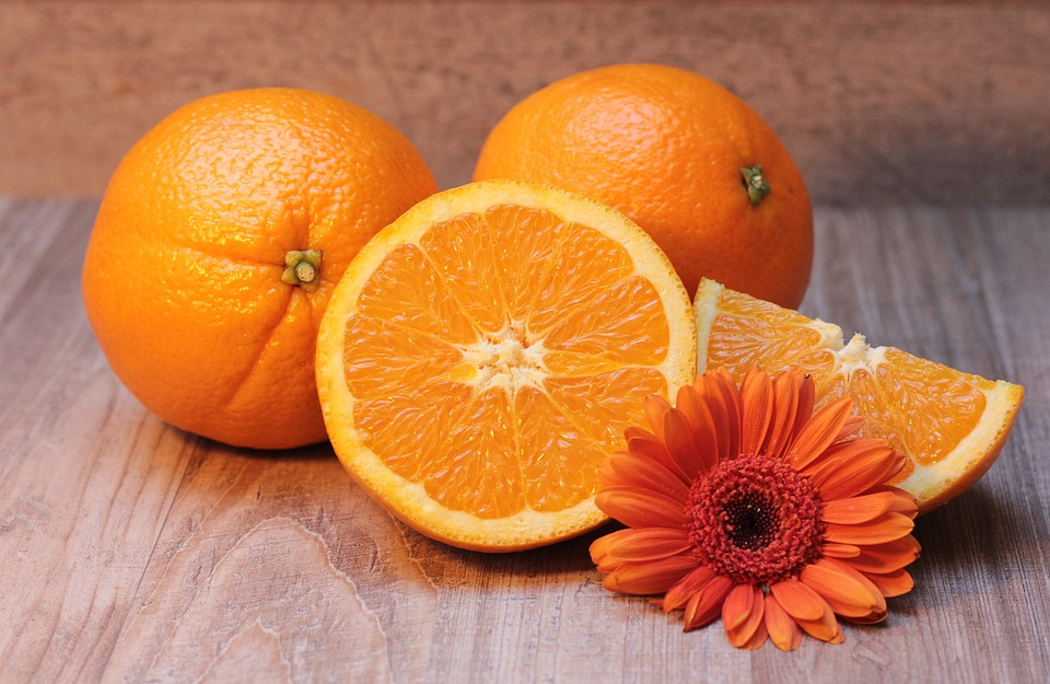 Πορτοκάλια φρούτα