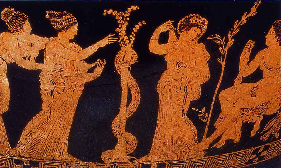 Τα μήλα των Εσπερίδων - Αρχαία Ελλάδα