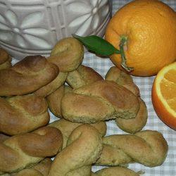 Αγιορείτικα κουλουράκια νηστίσιμα με ταχίνι και χυμό πορτοκαλιού