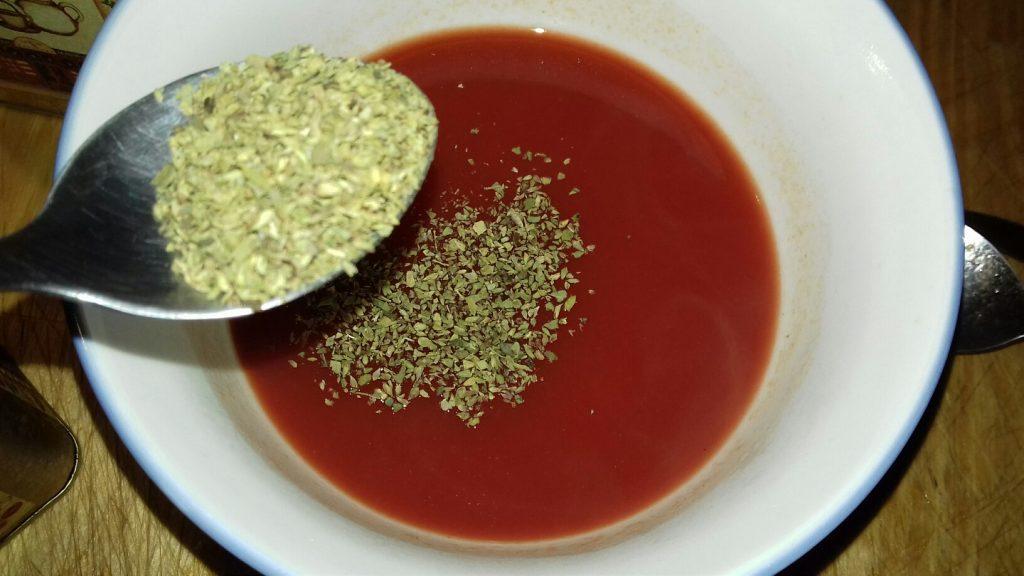 Μπακαλιάρος αγιορείτικος με πατάτες και σάλτσα ντομάτας - 6