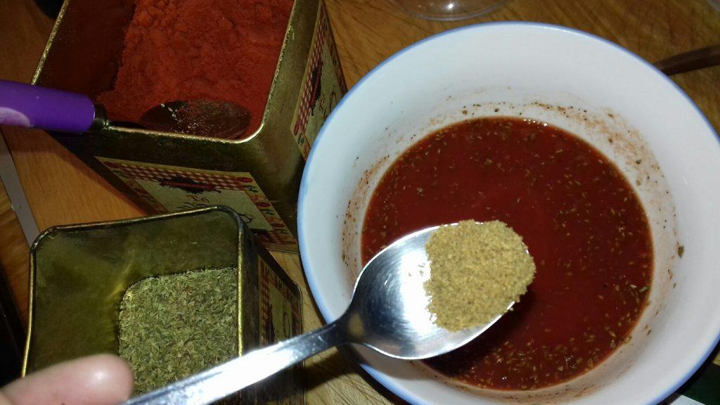 Μπακαλιάρος αγιορείτικος με πατάτες και σάλτσα ντομάτας - 9
