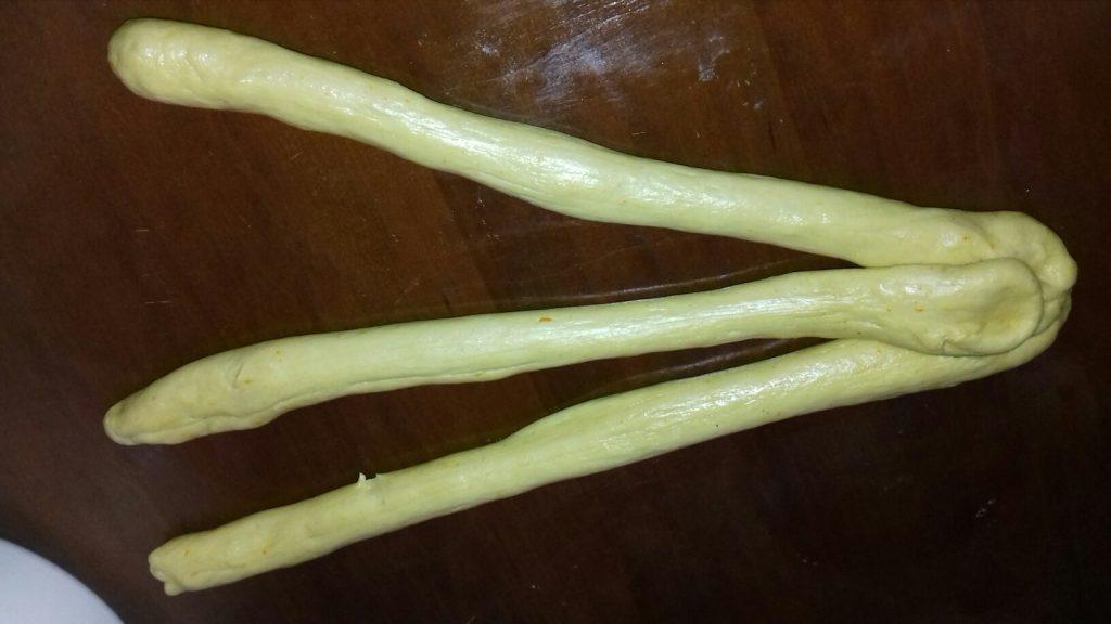 Τσουρέκια νηστίσιμα - 30