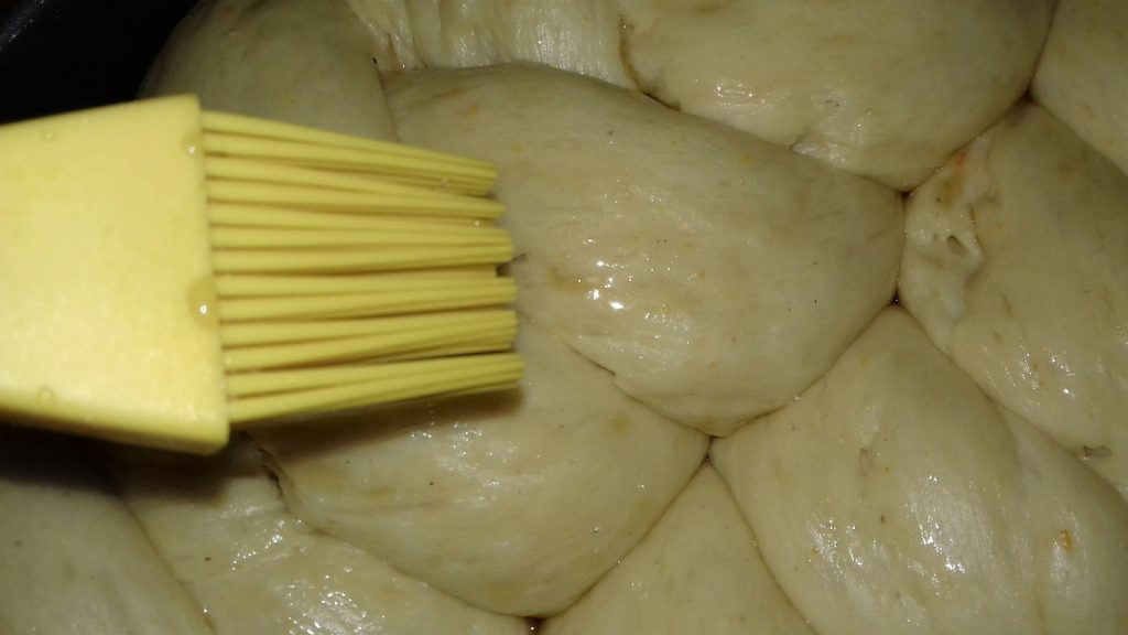 Τσουρέκια νηστίσιμα - 39