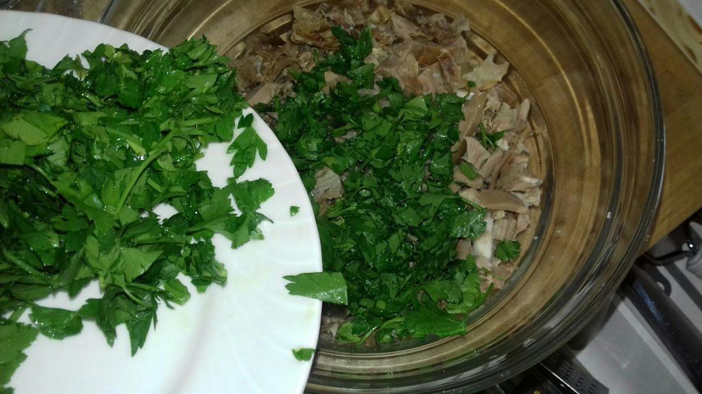 Κρεατόπιτα με πασχαλινό αρνάκι - 2