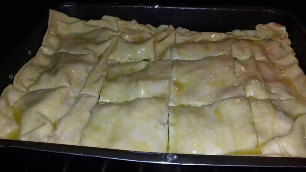 Κρεατόπιτα με πασχαλινό αρνάκι - 26