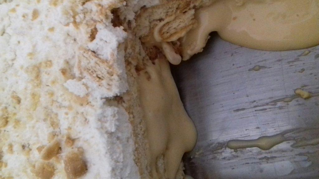 Μπισκοτένιο γλυκό... καραμελάτο - 41