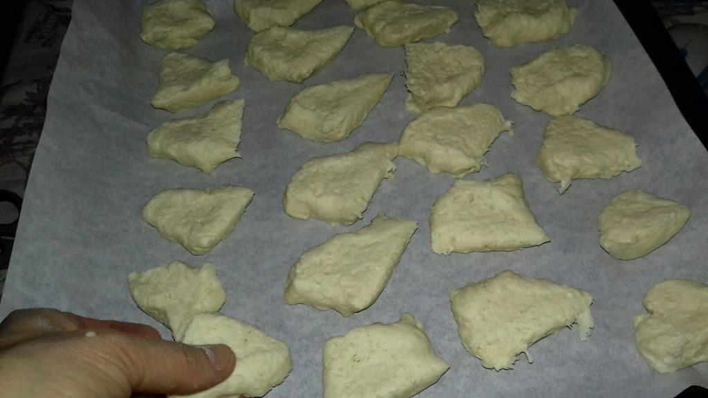 Πεντανόστιμα αλμυρά μπισκότα - 19