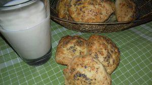 Πεντανόστιμα αλμυρά μπισκότα - 30