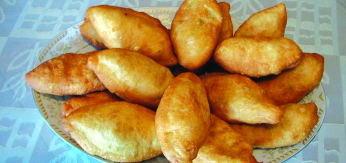 Ποντιακά Πιροσκί - Συνταγή - ηχωμαγειρέματα