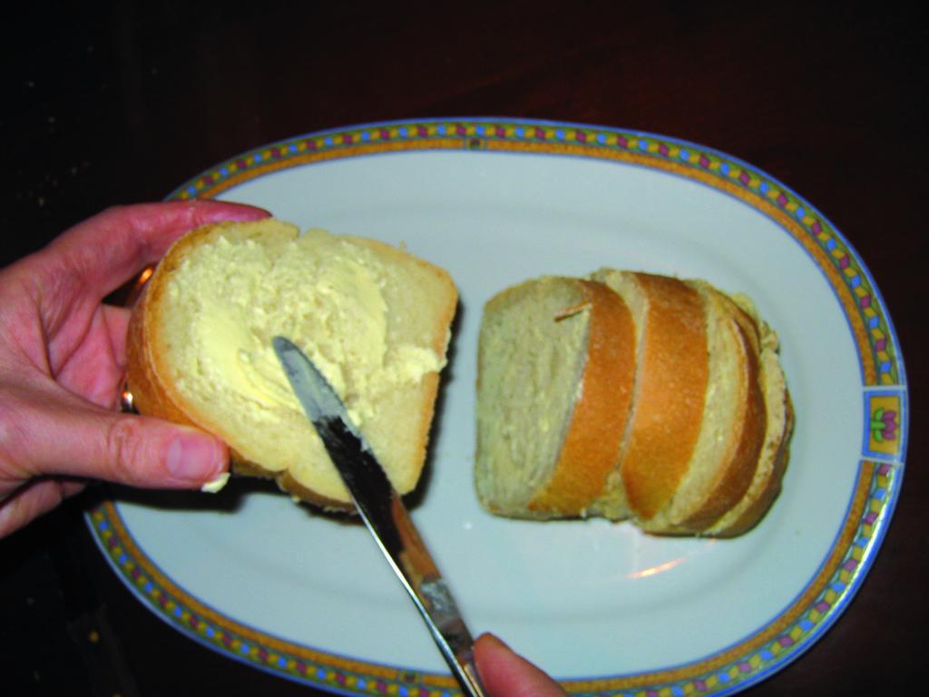 Πουτίγκα με μπαγιάτικο ψωμί - 2