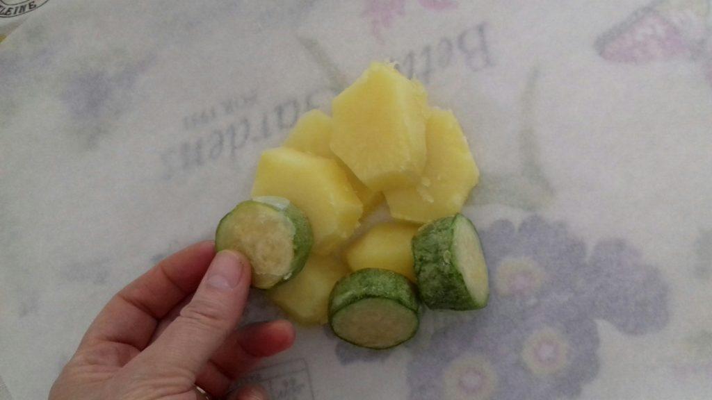 σαρδέλες με λαχανικά σε πουγκάκια - 5