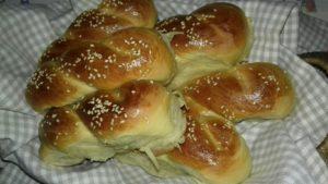 Τα τσουρεκάκια της Στεφανίας - 48 - συνταγή - ηχωμαγειρέματα