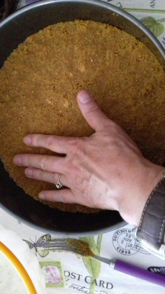 Τάρτα με πραλίνα φουντουκιού - έτοιμη σε 7 λεπτά - 14