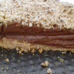 Τάρτα με βελούδινη κρέμα πραλίνα… έτοιμη σε 7 λεπτά