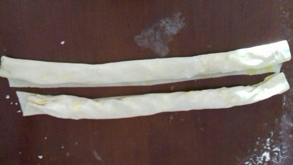 Στριφτή τυρόπιτα - Δροσοπηγιώτικο Ρεθανίκι - 17