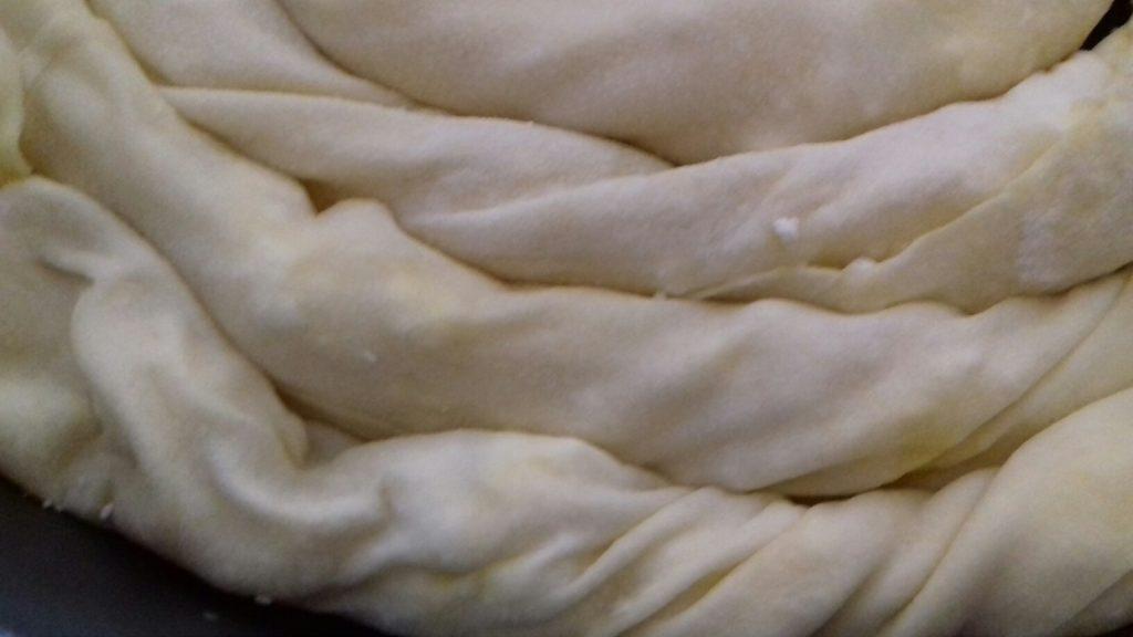Στριφτή τυρόπιτα - Δροσοπηγιώτικο Ρεθανίκι - 27