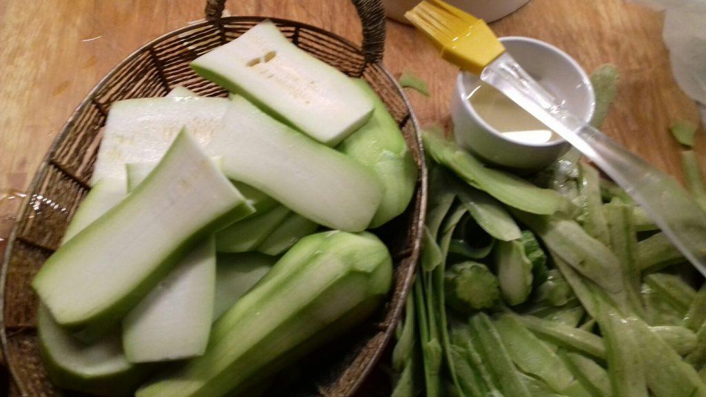 Κολοκυθάκια στο φούρνο με κιμά και μπεσαμέλ - 12