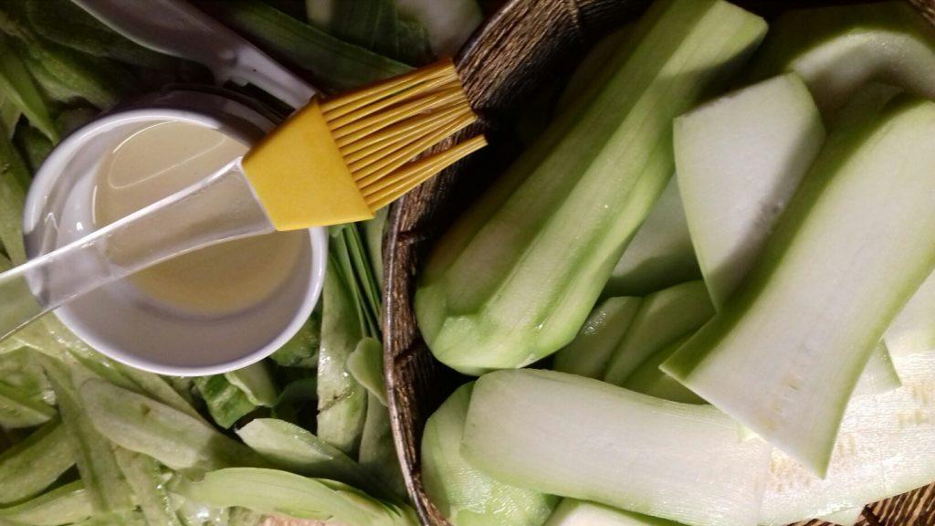Κολοκυθάκια στο φούρνο με κιμά και μπεσαμέλ - 13
