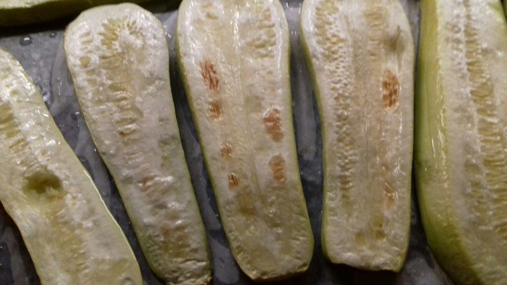 Κολοκυθάκια στο φούρνο με κιμά και μπεσαμέλ - 17