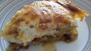 Κολοκυθάκια στο φούρνο με κιμά και μπεσαμέλ - 40